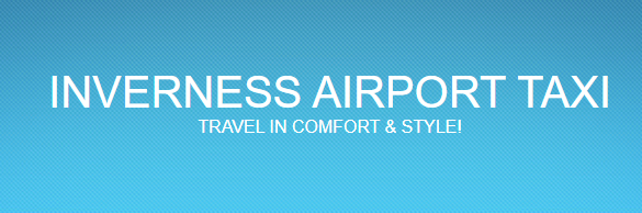 inverness airport taxi logo